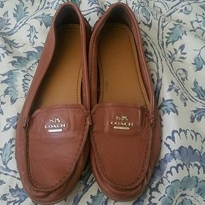 Coach Loafer Size 8